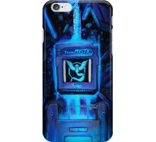 Pocket Power Go - Team Mystic iPhone Case/Skin