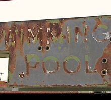 Swimming Pool by Andrew Felton