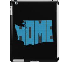 Washington HOME state design iPad Case/Skin
