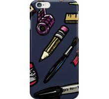 Art Supplies Bonanza!!! iPhone Case/Skin