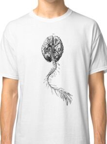 Brain Anatomy Classic T-Shirt