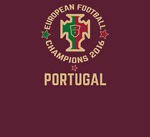 Portugal Euro 2016 Champions ID-3 Unisex T-Shirt