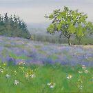 Lavender Afternoon by Karen Ilari