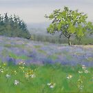 Lavender Afternoon by Karen Ilari