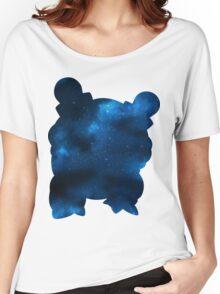 Galaxy Blastoise Women's Relaxed Fit T-Shirt