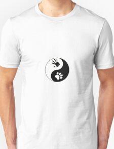 Big Cat Therian Ying/Yang T-Shirt