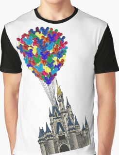 Floating UP & Away Graphic T-Shirt