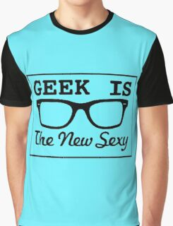 Nerd is the new sexy Graphic T-Shirt