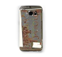 Swimming Pool Samsung Galaxy Case/Skin