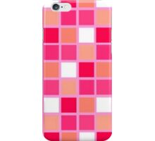 Playful Harlequin Lipstick Colors iPhone Case/Skin