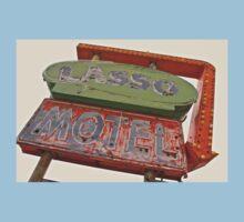 Lasso Motel, Route 66 Kids Tee