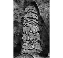 Carlsbad Caverns Study 5  Photographic Print