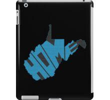 West Virginia State Motto Slogan iPad Case/Skin
