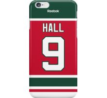 New Jersey Devils Taylor Hall Throwback Jersey Back Phone Case iPhone Case/Skin