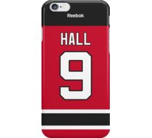 New Jersey Devils Taylor Hall Jersey Back Phone Case iPhone Case/Skin