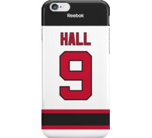 New Jersey Devils Taylor Hall Away Jersey Back Phone Case iPhone Case/Skin