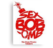 We Are A Bob-Omb Canvas Print