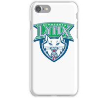 Minnesota Lynx iPhone Case/Skin