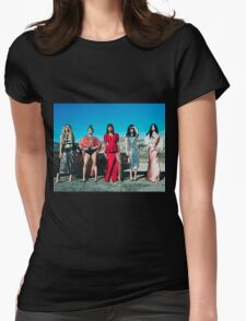Fifth Harmony - 7/27 Womens Fitted T-Shirt