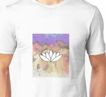 Trippy Lotus Unisex T-Shirt