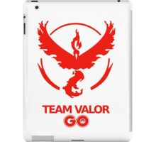 Valor GO iPad Case/Skin