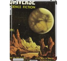 fantastic universe science fiction iPad Case/Skin