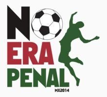 No Era Penal MX 2014 T-Shirt