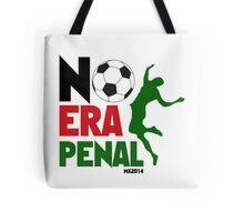 No Era Penal MX 2014 Tote Bag
