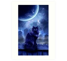 The Witches Familiar Art Print