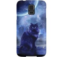 The Witches Familiar Samsung Galaxy Case/Skin