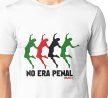 No Era Penal MX 2014 - MX Unisex T-Shirt