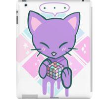 Puzzle Cat iPad Case/Skin