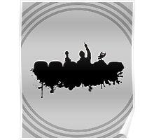 MST3K - Splatter Poster