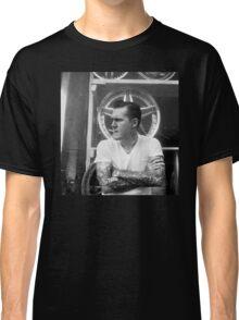 Brian Fallon Black & White Classic T-Shirt