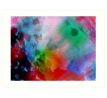 Lighter Colours Art Print