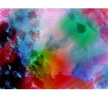 Lighter Colours Photographic Print
