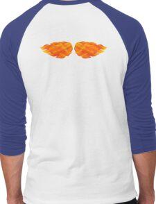 Wings of Flame Men's Baseball ¾ T-Shirt