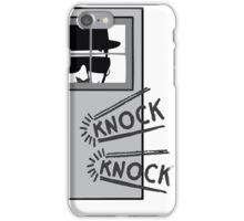 The One Who Knocks iPhone Case/Skin