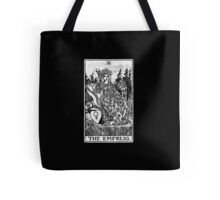 The Empress Tarot Card - Major Arcana - fortune telling - occult Tote Bag