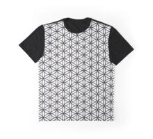 Flower of life pattern Graphic T-Shirt