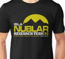 ISLA NUBLAR RESEARCH FACILITY Unisex T-Shirt