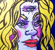 Third Eye Blond by HiddenStash
