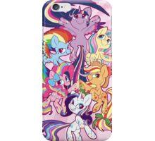 Rainbow Power! iPhone Case/Skin
