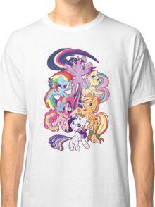 Rainbow Power! Classic T-Shirt