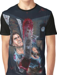 Name's Ash, Housewares Graphic T-Shirt
