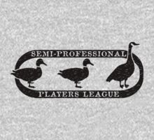 Semi-Pro Duck Duck Goose Players League by dharmadogstudio