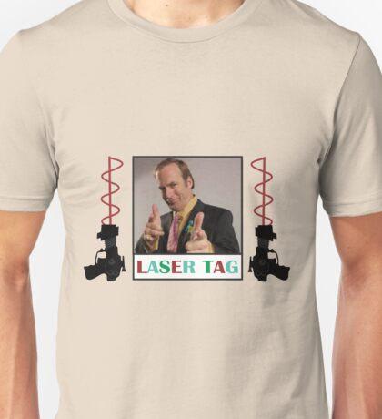Laser Tag Unisex T-Shirt