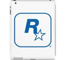 Rockstar Leeds Logo iPad Case/Skin