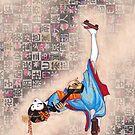 Shamasen Hero by KatArtDesigns