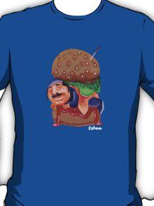Mr. Burger Sleeps Soundly T-Shirt